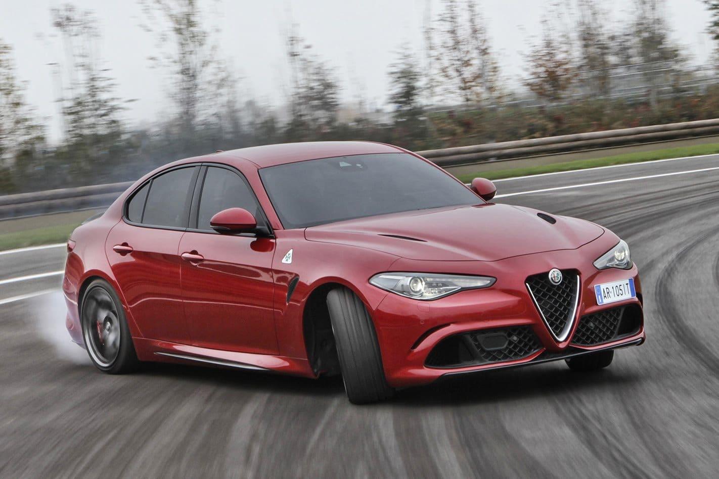 Alfa Romeo Quadrofoglio