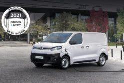 "CITROËN ë-Jumpy nagrađen titulom ""International Van Of The Year 2021"""