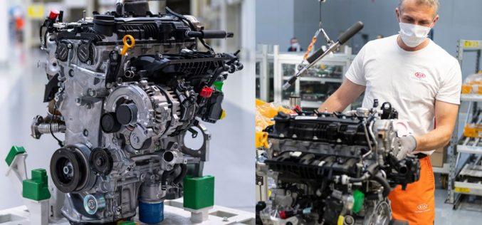 Kia Ceed s novim benzinskim motorima i blagim hibridima