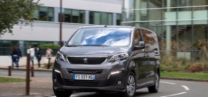 "Novi PEUGEOT e-EXPERT osvojio nagradu ""INTERNATIONAL VAN OF THE YEAR 2021."""