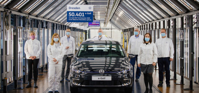 Prestaje proizvodnja VW e-Golfa i počinje proizvodnja njegovo nasljednika