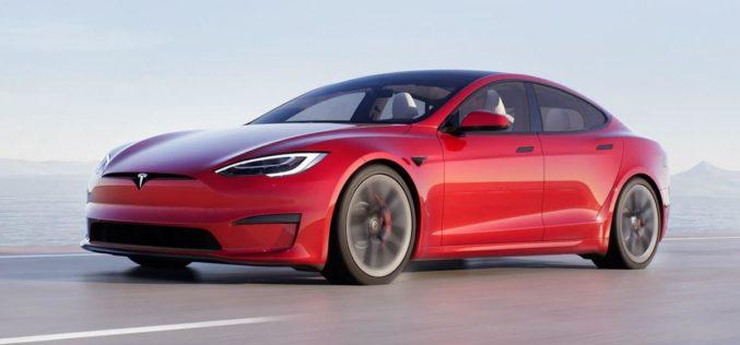 Tesla otkrila osvježenje za modele S i X s blesavim upravljačem