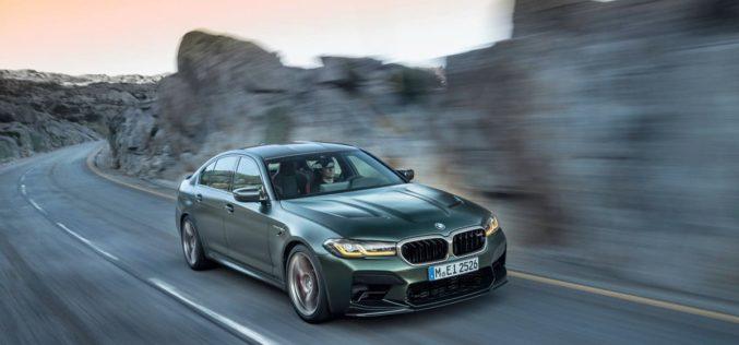 BMW M5 CS predstavljen sa 627 KS – Najbrži BMW ikada!