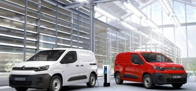 Predstavljen novi Citroën ë-Berlingo Furgon