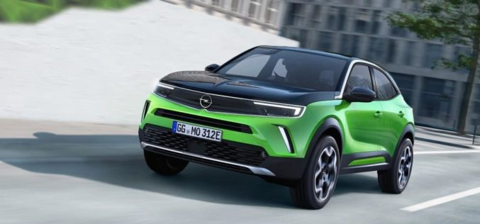 Mokka OPC bit će povratnički sportski model Opela
