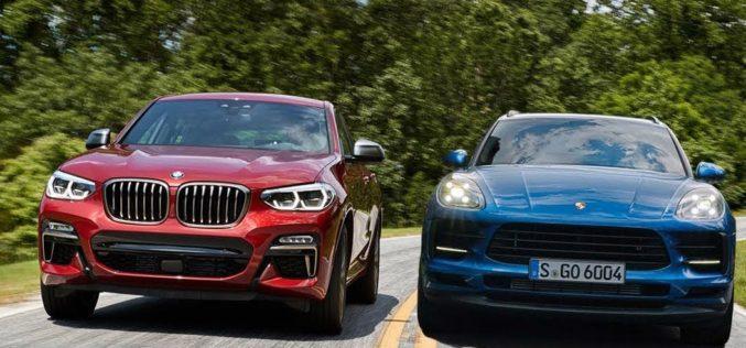 """Porsche Macan Turbo vs. BMW X4 M40i – Može li """"slabiji"""" pobjediti snažnijeg?"""