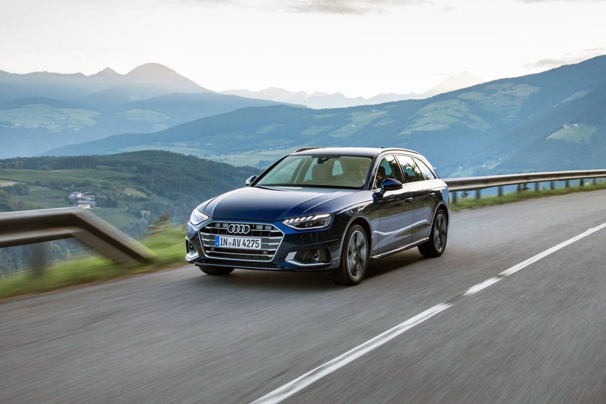 Audi A4 Avant 2021