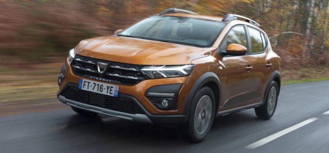 Dacia Sandero Stepway treće generacije nosi titulu najčešećeg izbora kupaca u Evropi