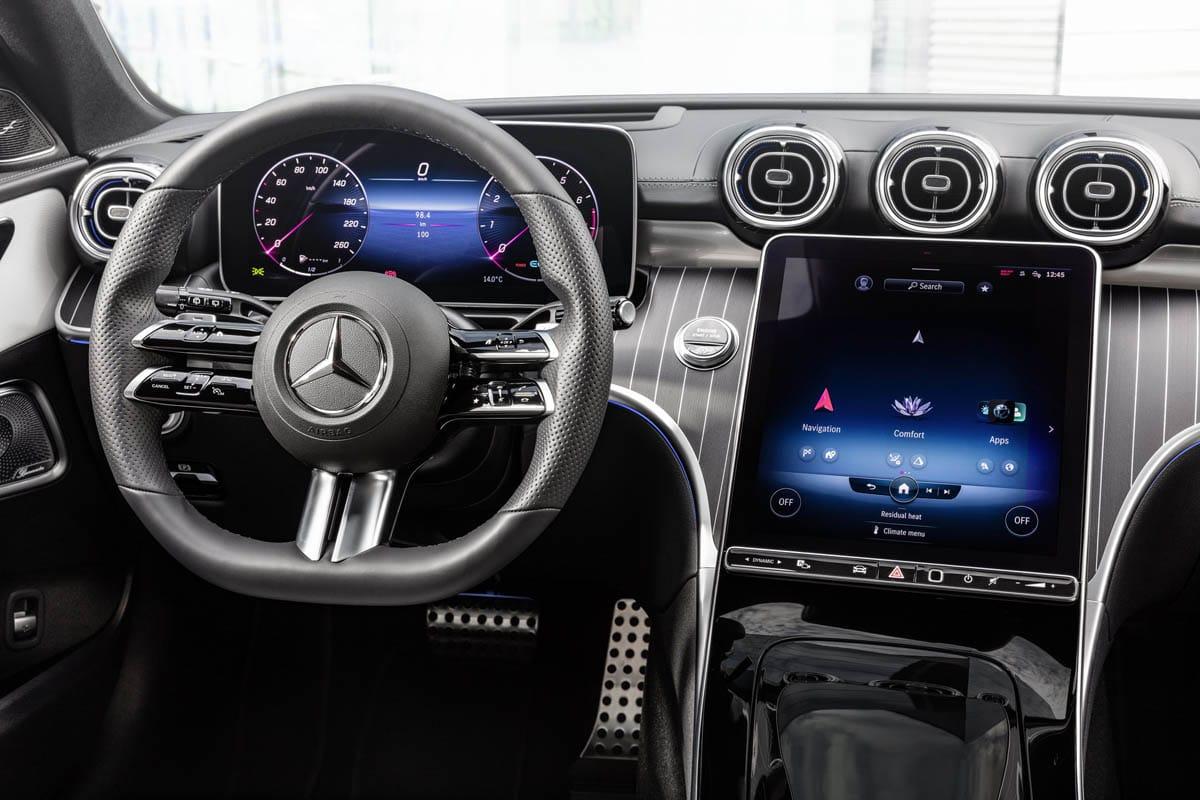 Mercedes C-Klasa 2022