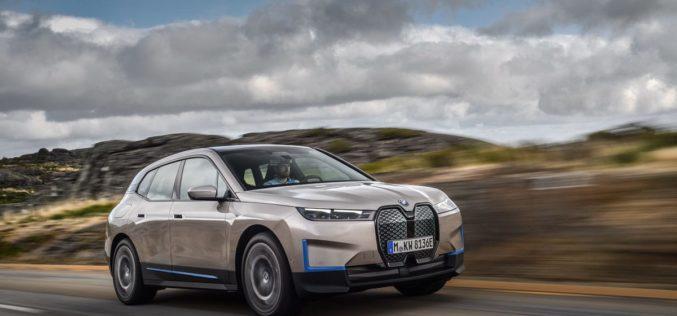 BMW iX u proizvodnju kreće tek od marta 2022. godine