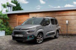 Citroën ë-Berlingo idealan je partner za sve ljubitelje aktivnog života