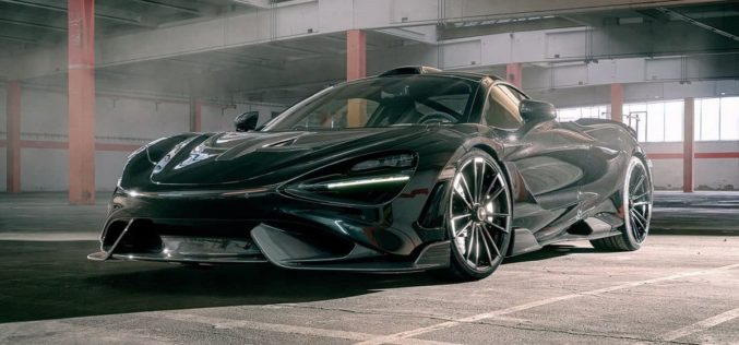 McLaren 765 LT Novitec u monstruoznom izdanju snage!