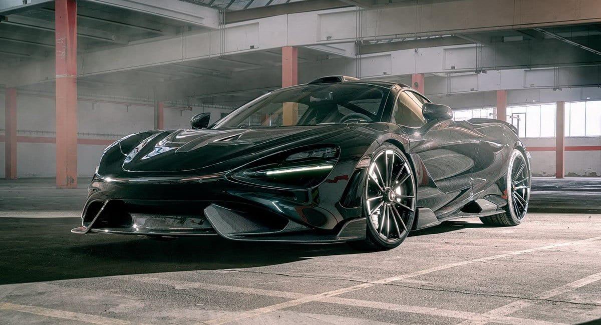 McLaren 765 LT Novitec