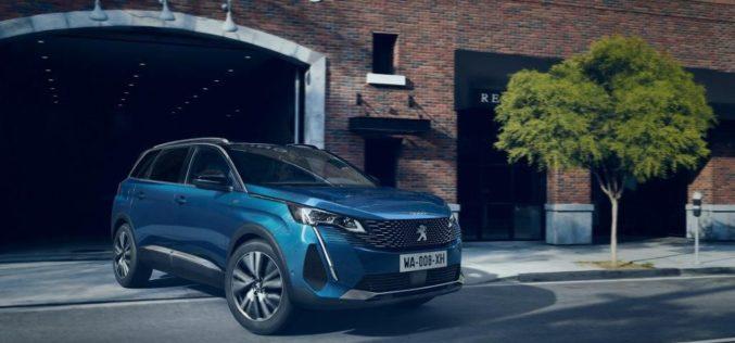 Peugeot 3008 i 5008 u osvježenom izdanju predstavljeni BH tržištu