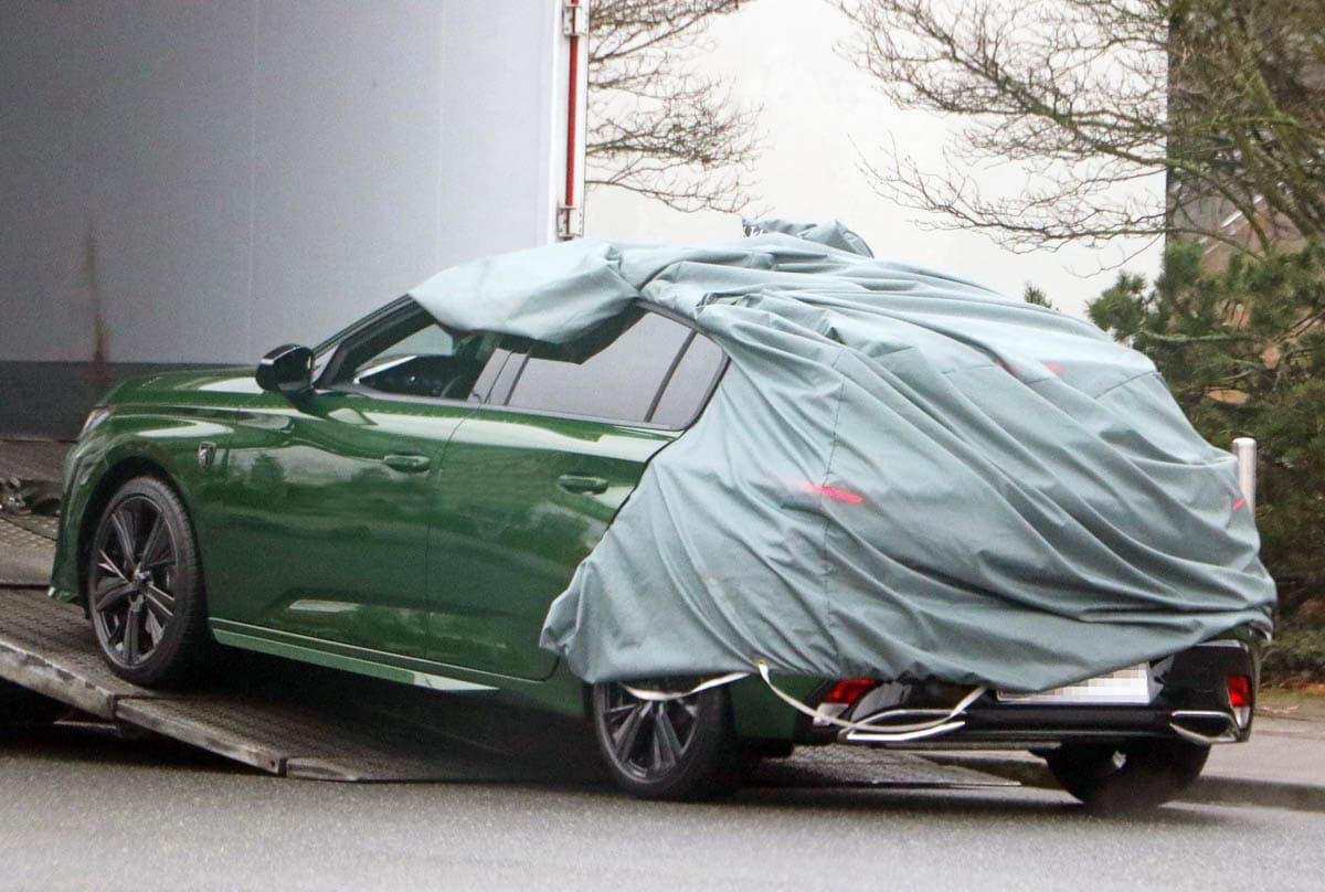 Novi Peugeot 308 - 2021