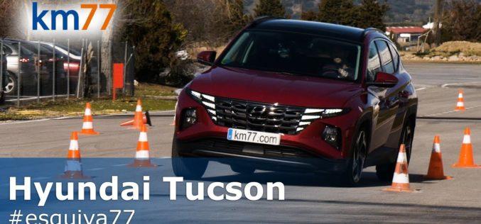 Kako je Hyundai Tucson za 2022. godinu prošao na Moose testu?