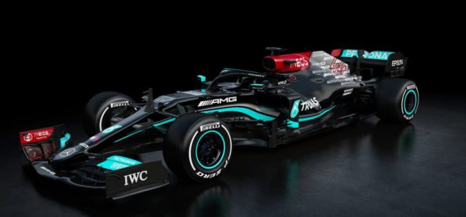 Mercedes predstavio bolid za sezonu 2021.