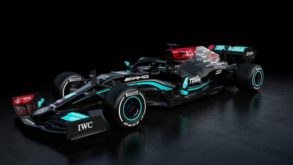Mercedes F1 AMG W12