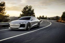 Audi A6 e-tron concept najavljuje novu njemačku limuzinu