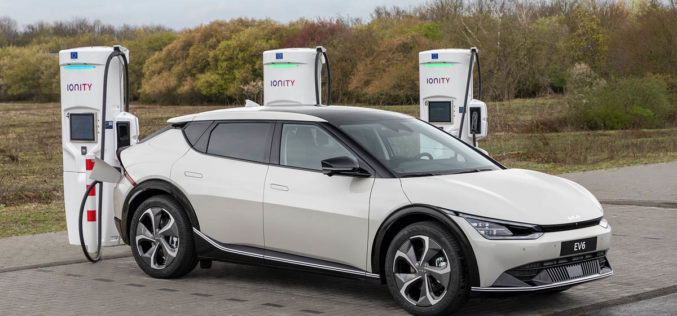 Kia i Ionity spremili iznenađenje za kupce EV6