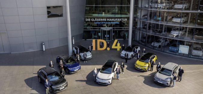Volkswagen ID.4 1st isporučen prvim kupcima u Njemačkoj