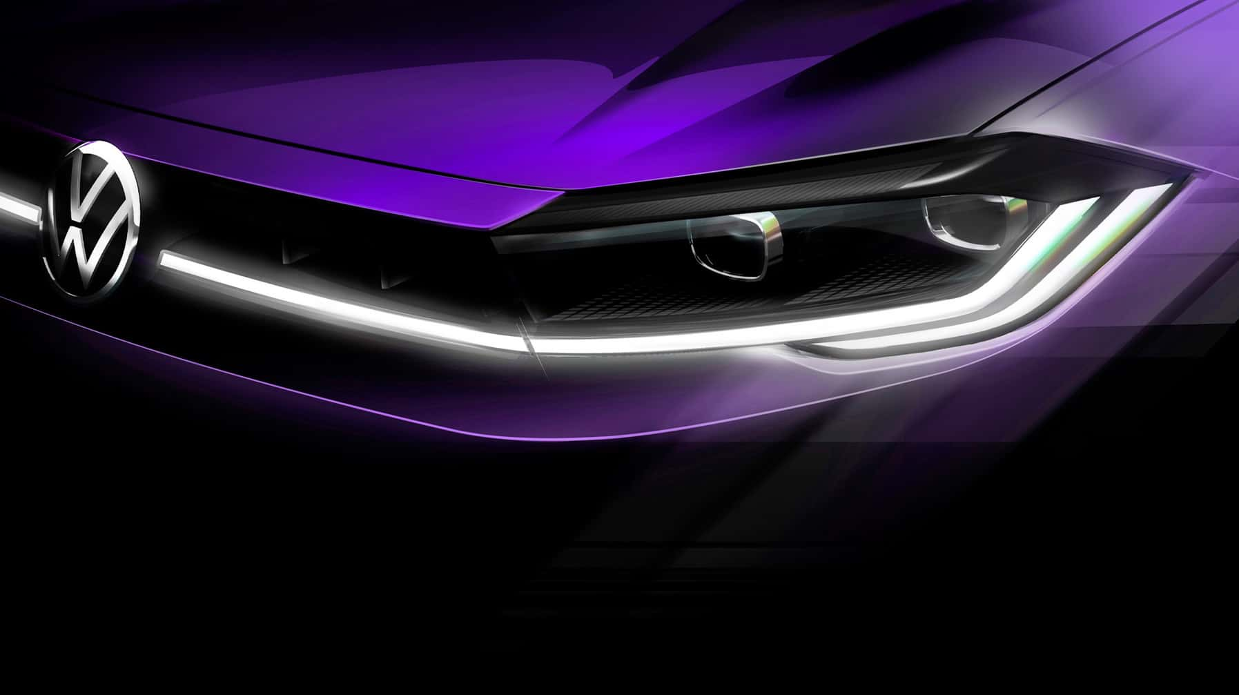 Volkswagen Polo 2021 facelift