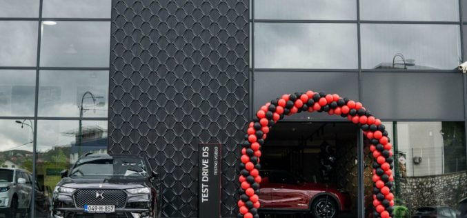 DS Automobiles zvanično stigli na bh. tržište