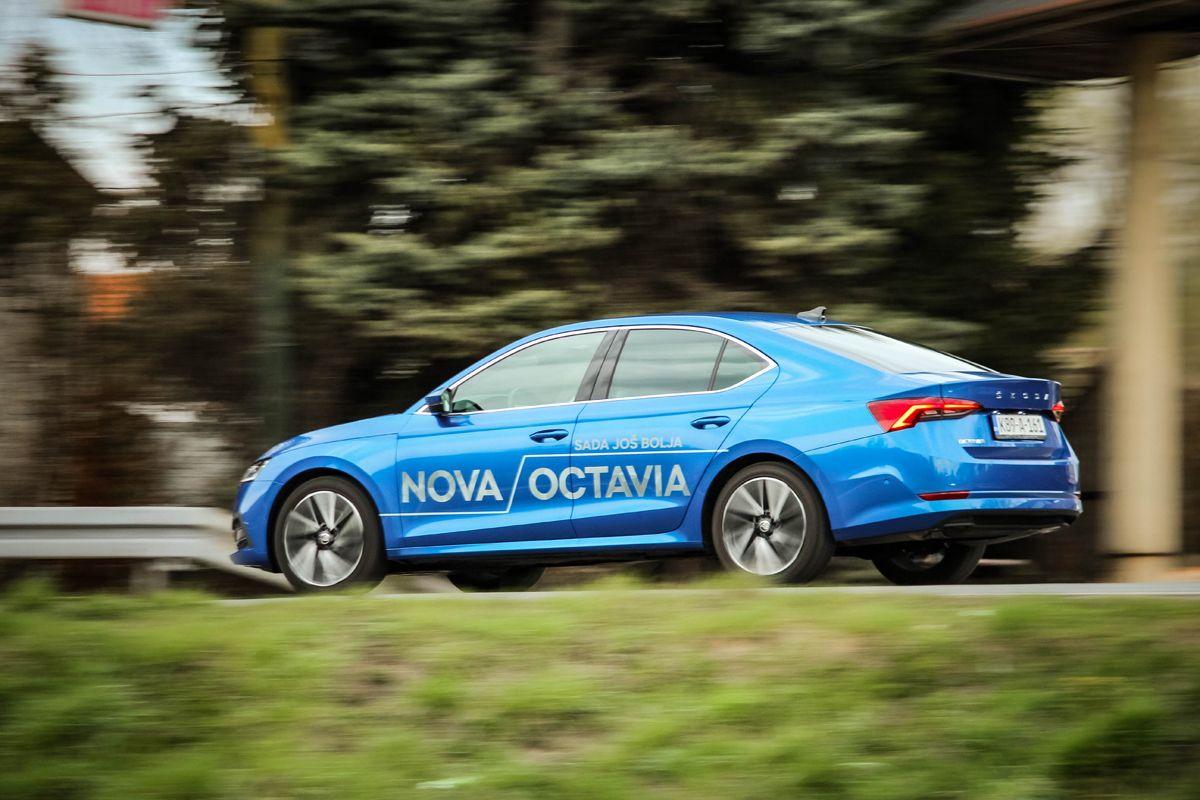 Skoda Octavia 2021.