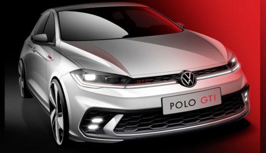 Novi Volkswagen Polo GTI najavljen sa zvaničnom ilustracijom