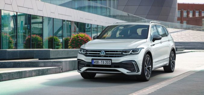 Novi Volkswagen Tiguan Allspace na još višem nivou