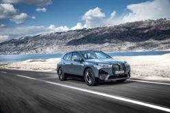 BMW iX prvi je potpuno električni SUV bavarskog brenda