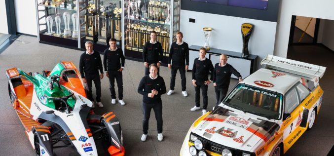"""Audi pripremio """"Dream Team"""" za Dakar 2022."""