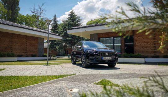 SEAT TARRACO s tehnologijom usmjerenom na smanjenje emisije CO2