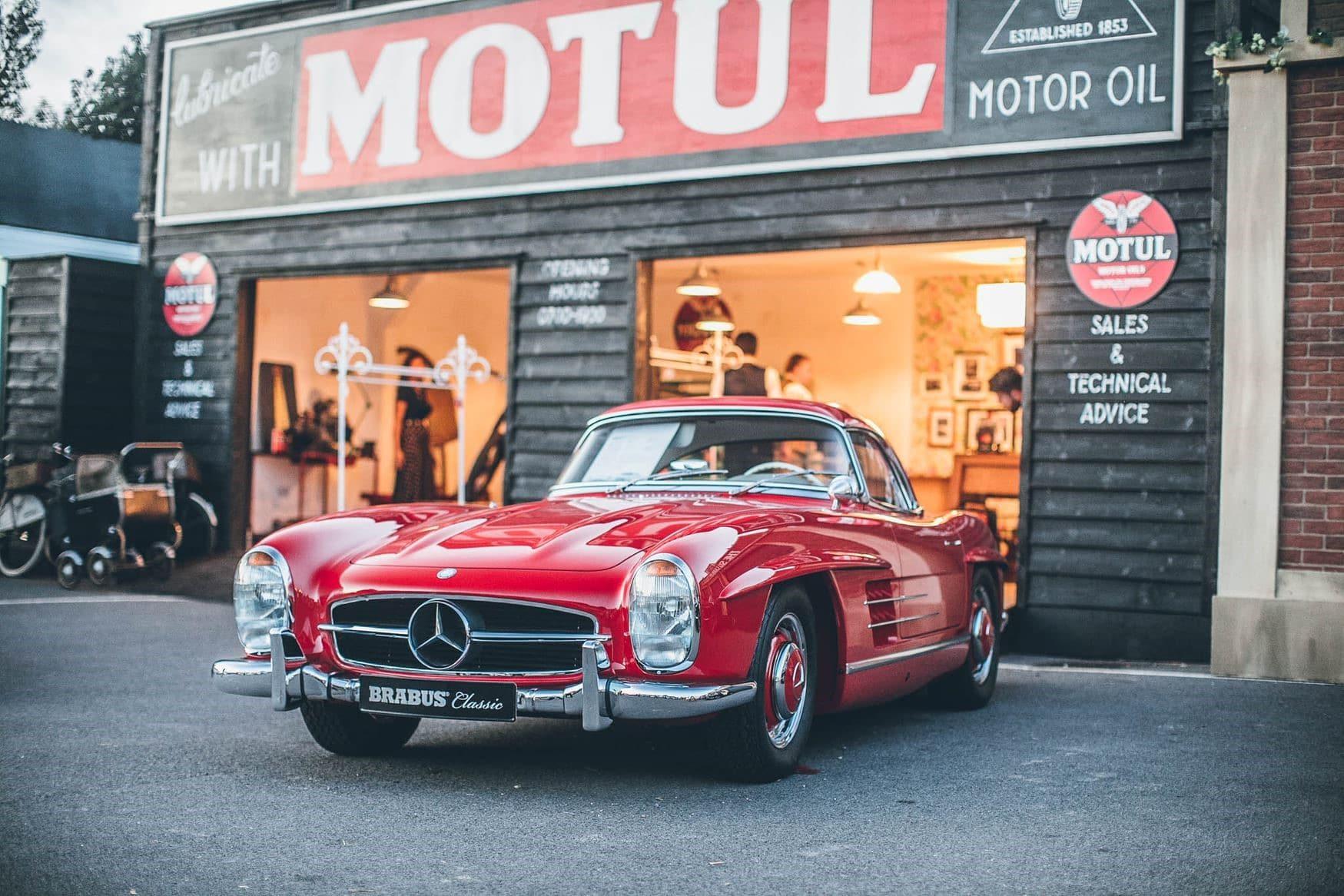 Motul Mercedes