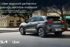 Kia Europe i Uber partneri na području električne mobilnosti
