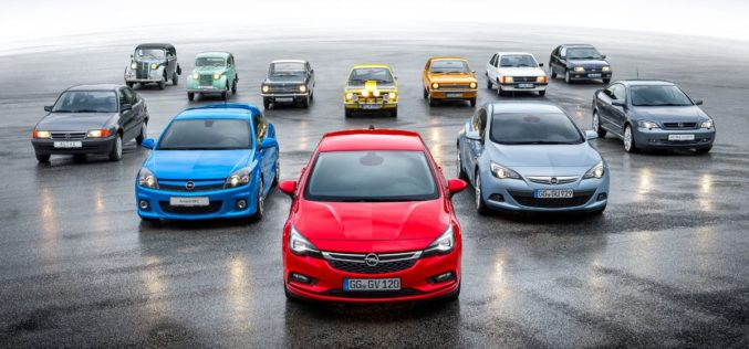 Opel Kadett i Opel Astra: bestseleri kompaktne klase već 85 godina
