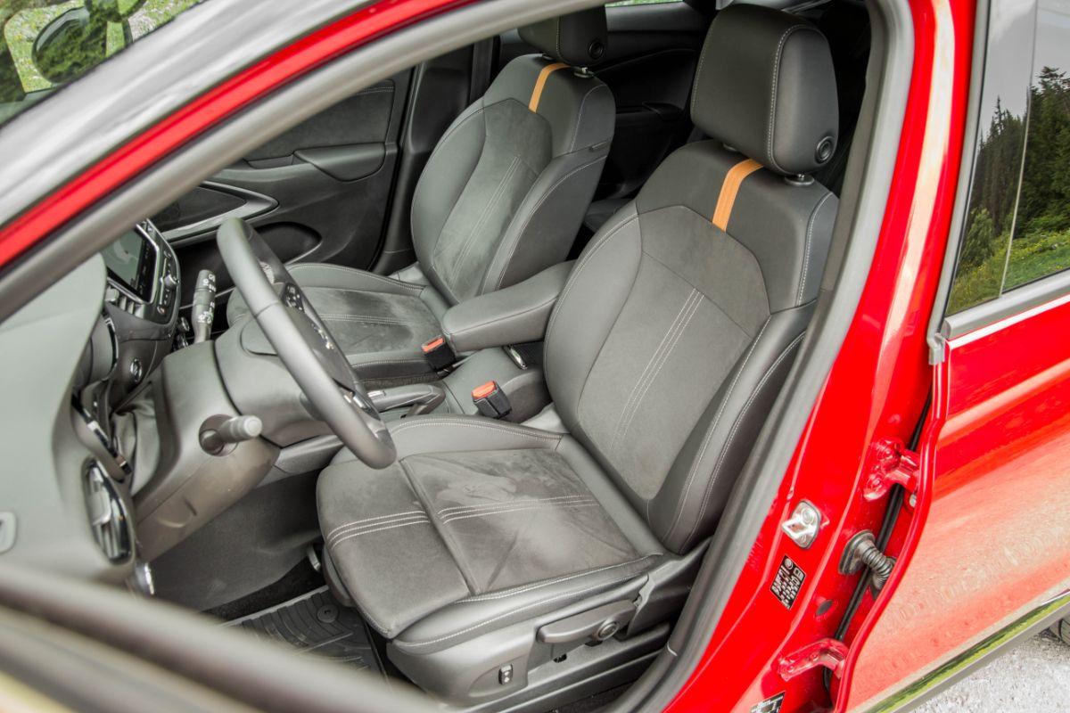 Test Opel Crossloand facelift 2021