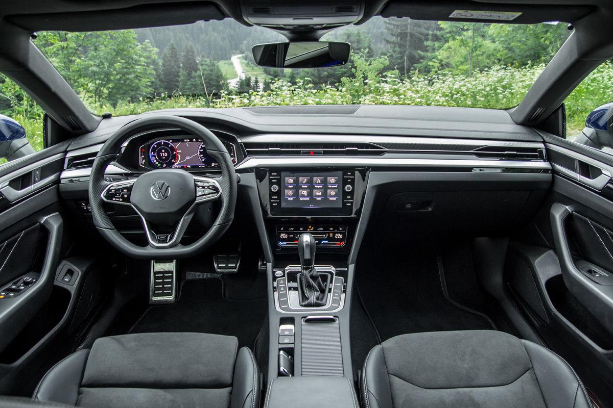 Volkswagen Arteon R-Line 2.0 TDI 4Motion DSG facelift 2021