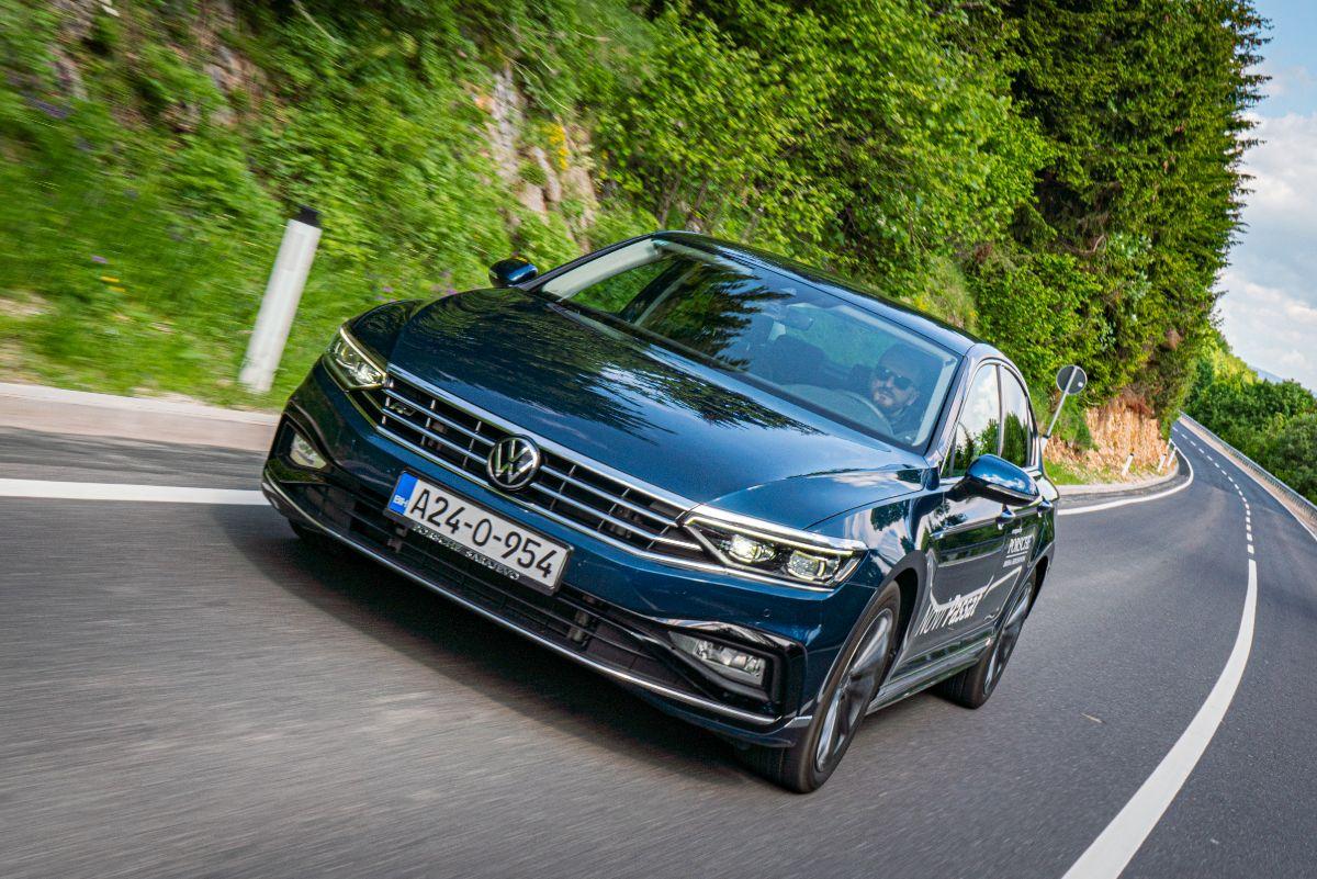 Volkswagen Passat 2.0 TDI R-Line facelift 2021
