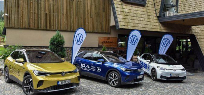 Volkswagen 100% električna press konferencija!