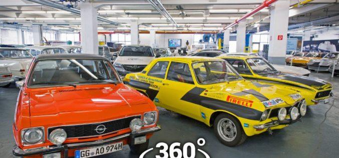 Otvoreno u svako doba: Opel Classic pokreće virtualne tematske obilaske