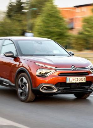 Test: Citroën C4 Shine 1.2 PureTech 130 EAT8 – Dostojanstven povratak