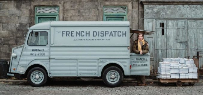 """Citroën ima počasno mjesto u novom filmu Wesa Andersona """"The French Dispatch"""""""