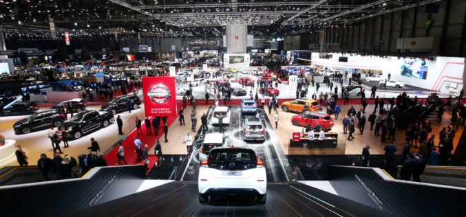 Sajam automobila u Ženevi neće biti održan ni 2022. godine