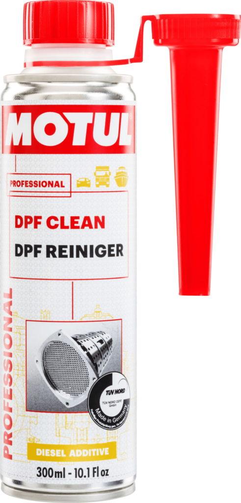 Motul DPF Clean