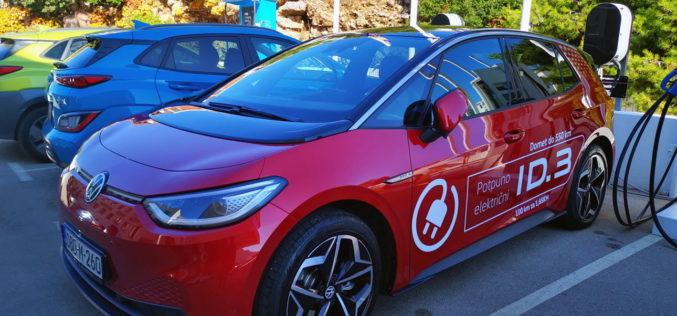 Volkswagen električna vozila predstavljena na 15. savjetovanju BH Komiteta CIGRE