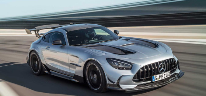 Mercedes-AMG GT uskoro se prestaje proizvoditi